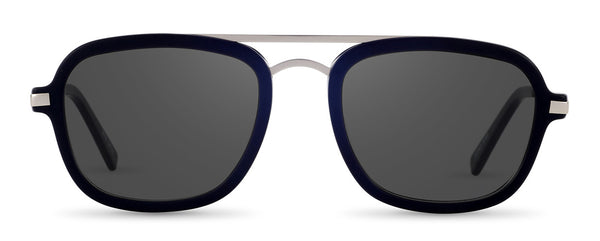 Alexander | Dark Blue-Black Matt