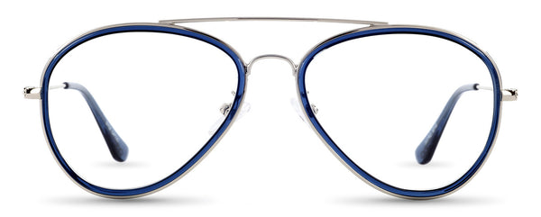 Kater | Duo silver Blue (Frame only)