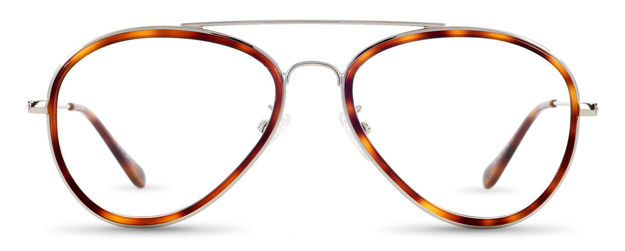 Kater | Duo Silver Amber (Frame only)