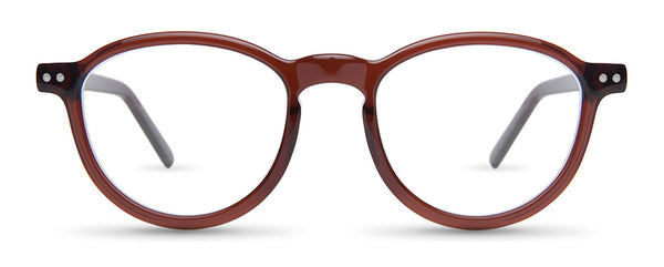 Schiller | Crystal Medium Brown (Frame only)
