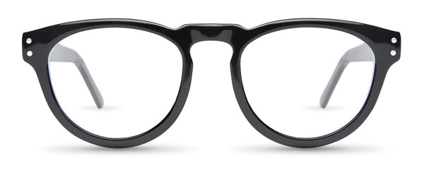 Anton | Opaque Black (Frame only)