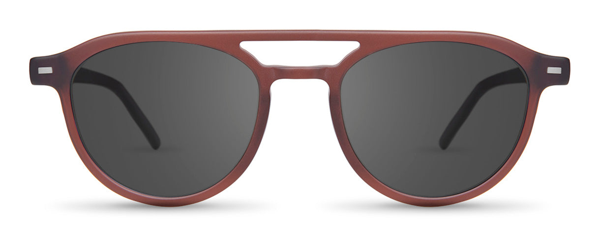 Stephan | Medium Brown Matt
