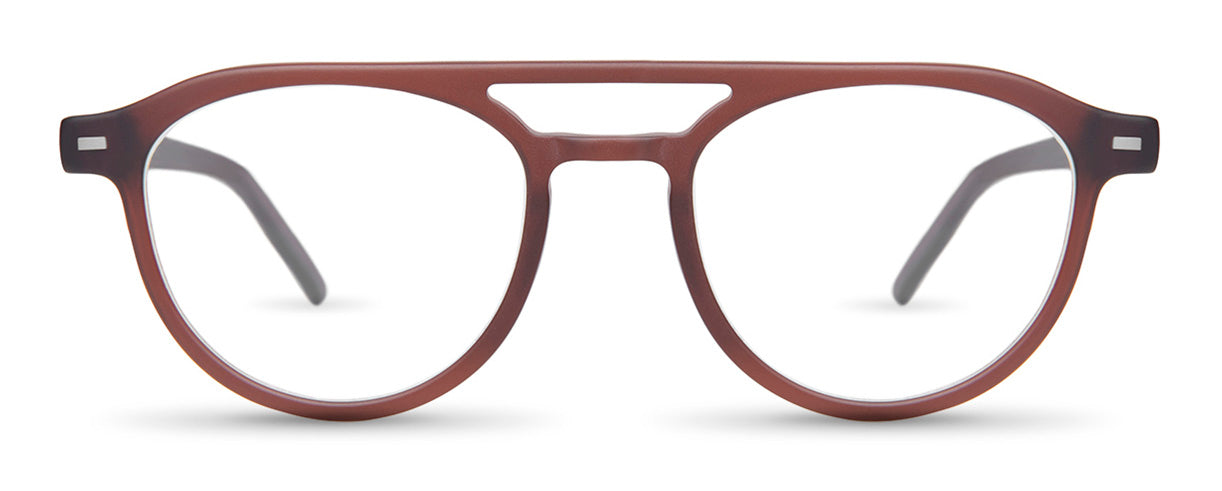 Stephan | Medium Brown Matt (Frame only)