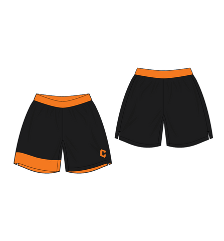 Core Shorts (Stealth)
