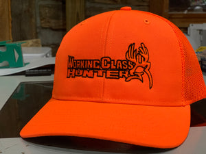 WCH Orange Hat