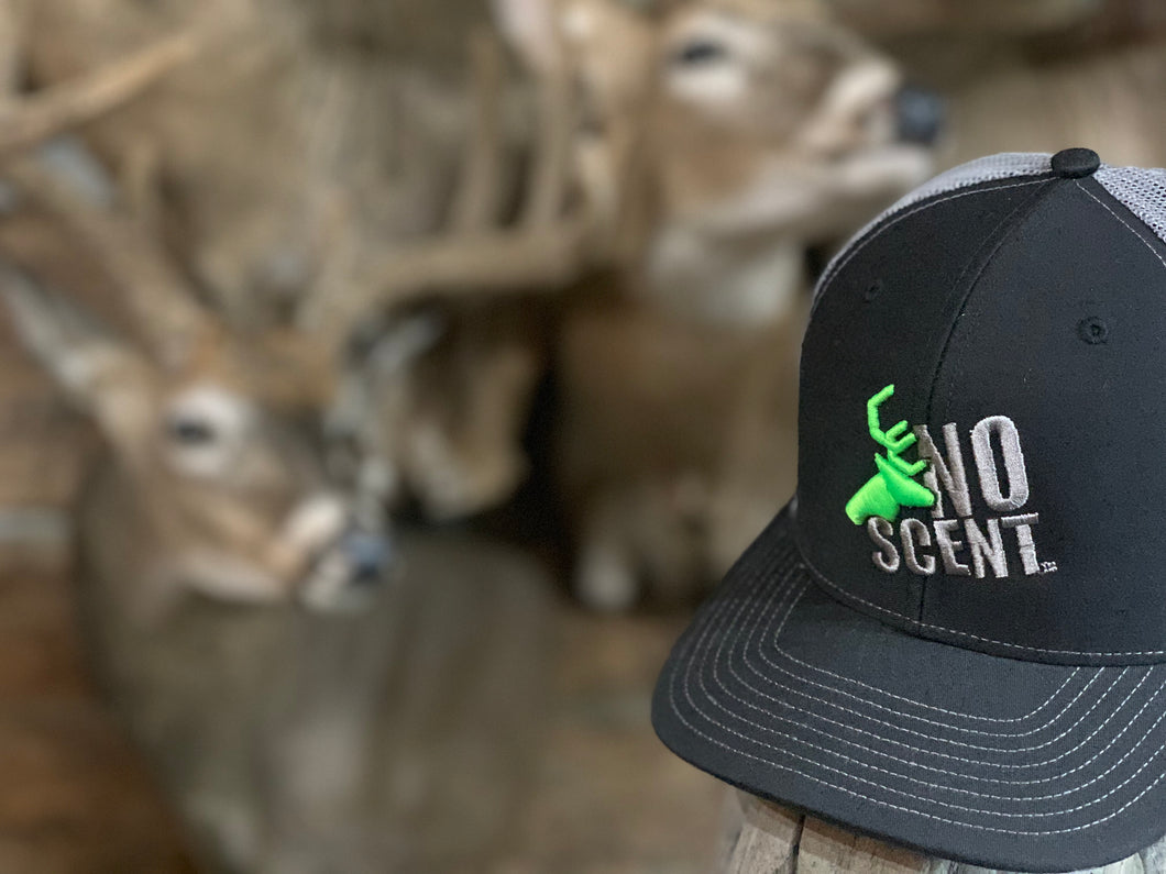No Scent Life Style Hat Full logo