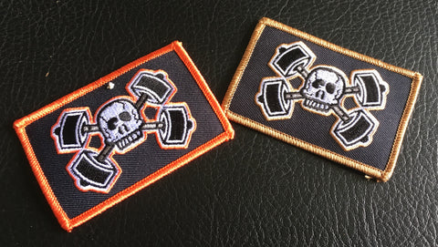 Sew-On Chamber Patch