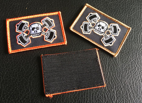 Velcro Chamber Patch
