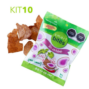 KIT 10 Taro Enchilado Smart Bites