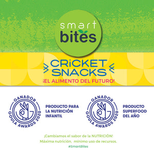 KIT 4 Cricket Snacks - Maca Canela