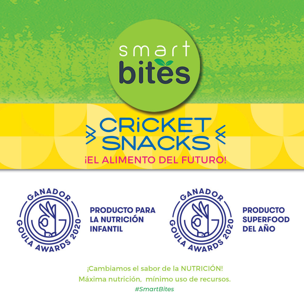 KIT 4 Cricket Snacks - Tisana de Moras