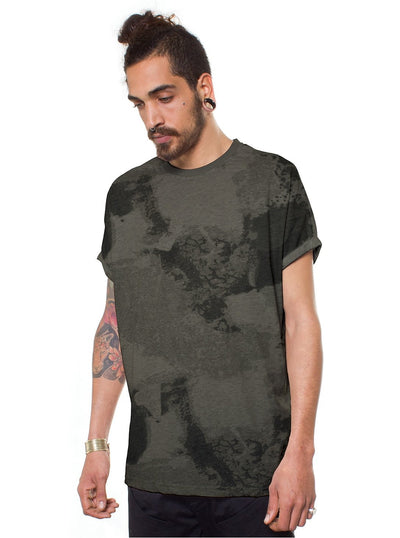 Camouflage Baggy T-Shirt
