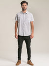 Seeds Casual Short Sleeve Shirt
