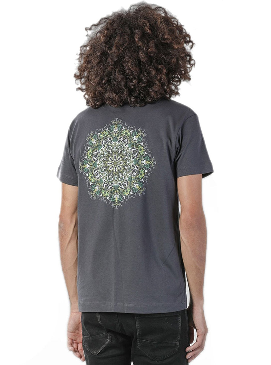 Lotus Flower Mandala T-shirt