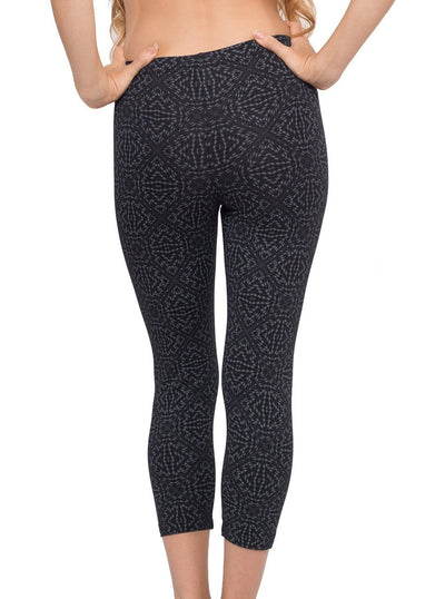 Hexit Psychedelic Yoga Leggings