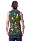 Alice in Wonderland Psy Tank Top