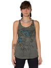 women tank top psychedelic