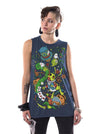 Alice in Wonderland Psy Top