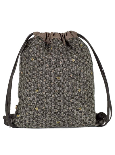 Bees Graphic Print Daypack