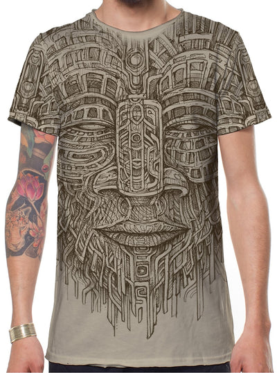 Tribal T-Shirt God Hieroglyphics