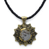 Dial Brass Steampunk Necklace