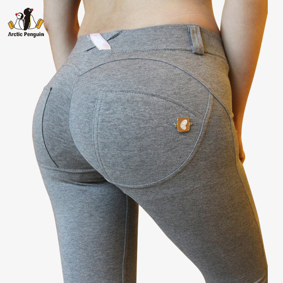 [AP] Women Sexy Hip Push Up Pants Yoga Pants Sports Exercise Tights Fitness Running Leggings Gym Slim Compression Pants