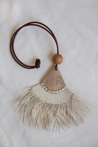 Necklace JIPIJAPA