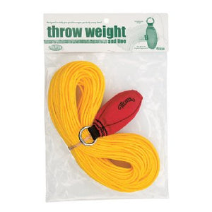Weaver 08-98327 Throwline w/ 12 oz weight, Arborist's Gear - Landscape Tools garden arborists