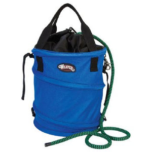 Weaver Collapsible Basic Rope bag, Arborist's Gear - Landscape Tools garden arborists