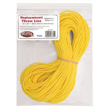 Weaver Replacement Throwline - 150', Arborist's Gear - Landscape Tools garden arborists