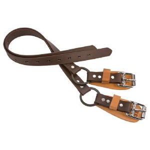 Split Ring Lower Climber straps - 26 inch, Arborist's Gear - Landscape Tools garden arborists
