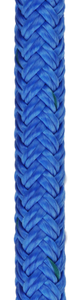 "All Gear ""Husky .5"" Double Braided Polyester Blue Bull Rope (1/2"" x 150'), Arborist's Gear - Landscape Tools garden arborists"