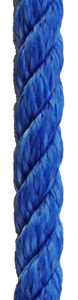 "All Gear ""Husky 3-Strand"" Twisted Polyester Bull Rope (1/2"" x 150'), Arborist's Gear - Landscape Tools garden arborists"