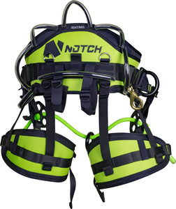 Notch Sentinel Harness Saddle, Arborist's Gear - Landscape Tools garden arborists