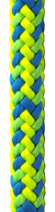 "All Gear ""Neolite"" 16-Strand Braided PolyesterClimbing Rope (1/2"" x 150'), Arborist's Gear - Landscape Tools garden arborists"