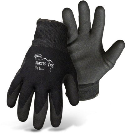 Boss Gloves 7840XL Arctik Tek Fleece-line Gloves, Arborist's Gear - Landscape Tools garden arborists