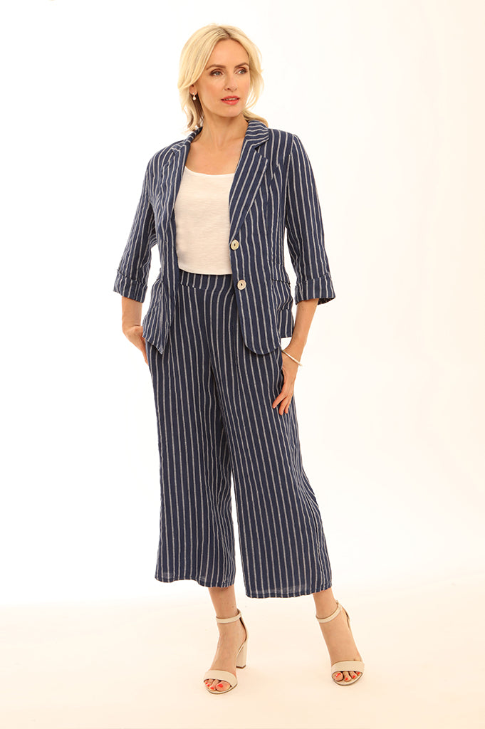 Stripe Jacket 22003A