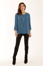 Solid tunic 22068