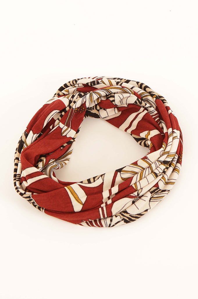 Art deco snood 52071