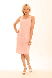 Broderie Analgise Shift Dress 72013