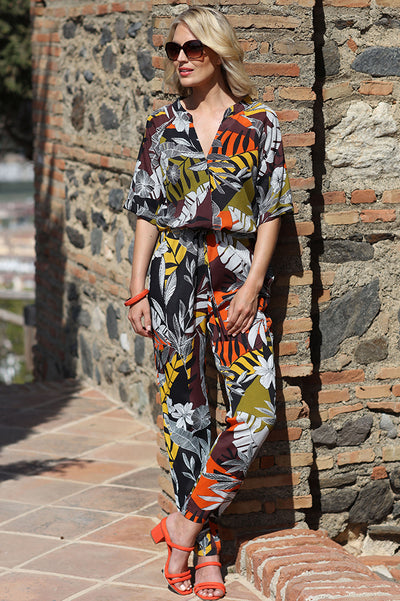 Safari Jumpsuit 72038
