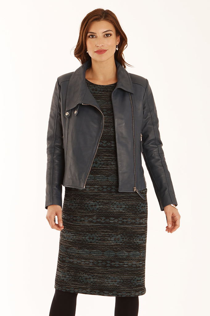 Leather Jacket 72051