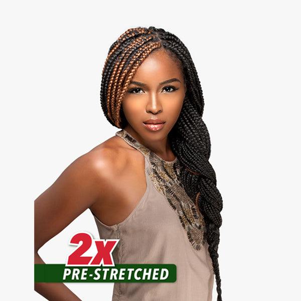 2X X-Pression Pre-Stretched Braid 48""