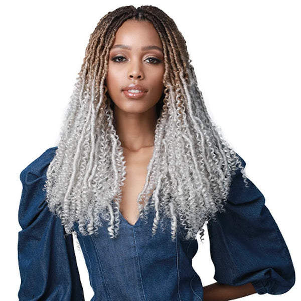 Bobbi Boss Nu Locs Boho Water 18""