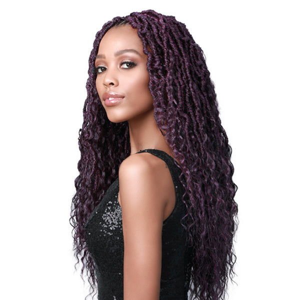Bobbi Boss Nu Locs Boho French Deep 20""