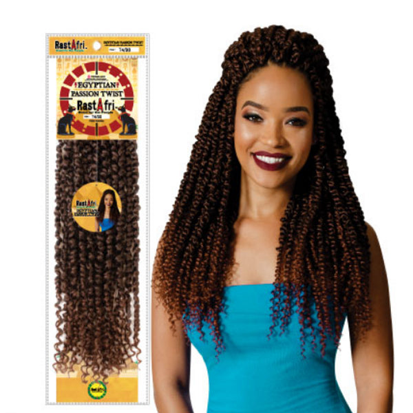 Rastafri Egyptian Passion Twist 18""
