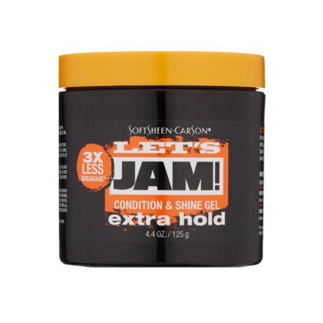 Let's Jam Conditioning & Shine Gel Extra Hold 5.5 oz.