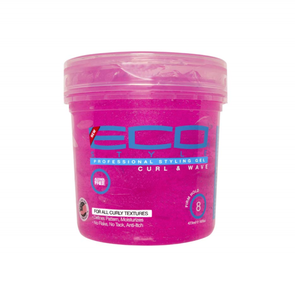 Eco Styling Gel Pink 16 oz.