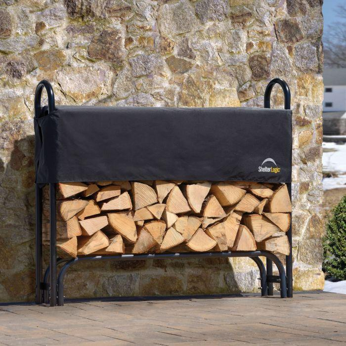 Rowlinson 1.2m Log Rack