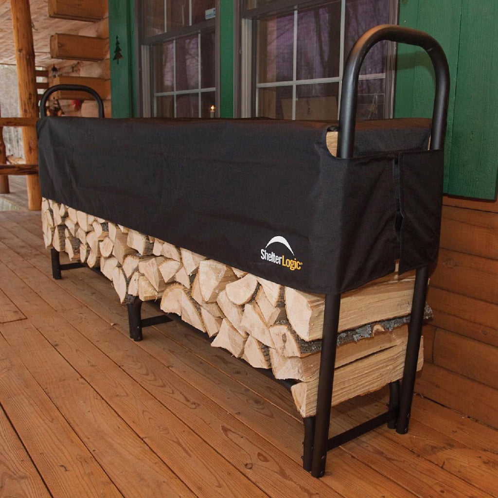 Rowlinson 2.4m Log Rack